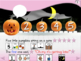 5 Little Pumpkins - Animated Step-by-Step Poem PCS