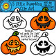 5 Little Pumpkins Clip Art