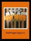 5 Little Pumpkins Craft