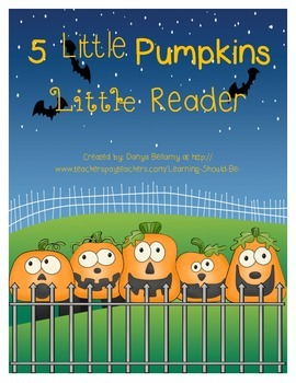 5 Little Pumpkins Little Reader