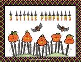 5 Little Pumpkins Printable Book & Flannelboard Revised