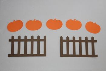 5 Little Pumpkins Project (set of 12)