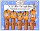 #hallowdeals 5 Little Pumpkins: Halloween Song and Literacy Pack