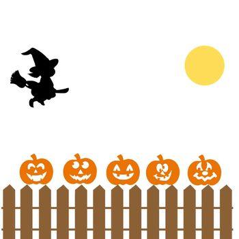 5 Little Pumpkins file folder interactive activity or craft svg