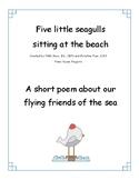5 Little Seagulls Poem