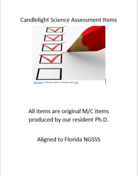 5  M/C  Assessment Items Grade 6   Atoms