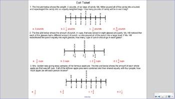 5.MD.2 SMART Board Lessons [80 Slides, ~1 week of instruction]