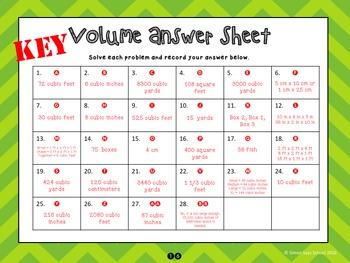 5.MD.C.5 Volume Task Cards