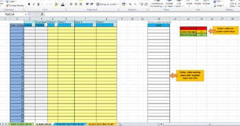 5 MINUTE SEATING PLANNER