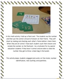 5 Math and Reading Centers/Activities