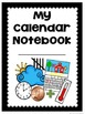 5 Minute Calendar NO PREP Morning Work & Weather Workbook {Common Core Aligned}