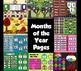 5 Month (Jan-May) Bundle of Smartboard Calendars & Games -Part 2