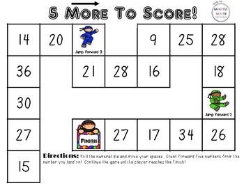 5 More to Score!