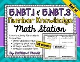 5.NBT.1 & 5.NBT.3 Activity: Number Knowledge