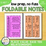 5NBT1 Place Value (Interactive Notebook Series)