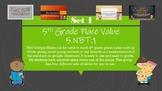 5.NBT.1 Place Value: Set 1