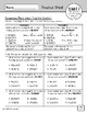 5.NBT.1 Practice Sheets: Understanding Place Value