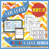5.NBT.2 Bundle ⭐ Multiply & Divide by Powers of 10