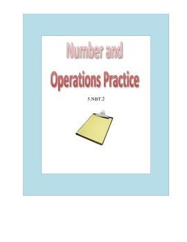 5.NBT.2 Math Practice