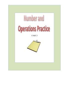 5.NBT.3 Math Practice