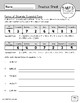 5.NBT.3 Practice Sheets: Write & Compare Decimals