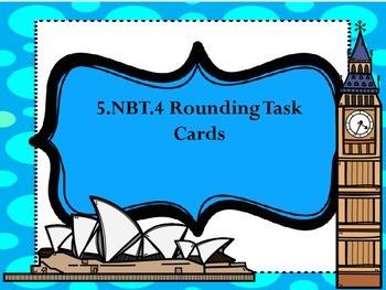 5.NBT.4 Task Cards