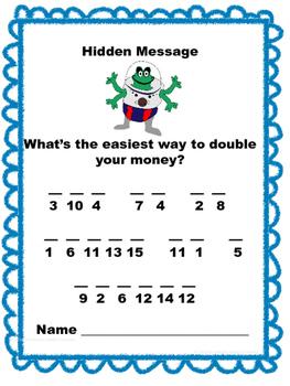 Multiplying Multi-digit Whole Numbers Scavenger Hunt: 5.NBT.5  5th Grade Math