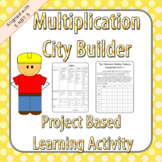 5.NBT.5 Project Based Learning- City Building (Common Core
