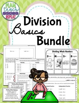 5.NBT.6 (Division) Bundle