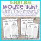 5.NBT.B.6 Mouse Hunt: Addition & Multiplication Properties