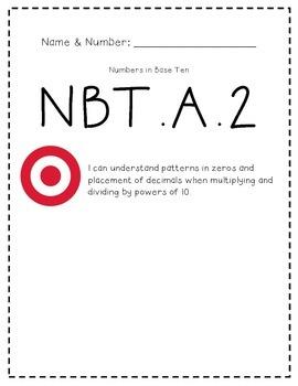 5.NBT.A.2 Packet Intro