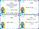 5.NBT.B.7 Math Task Cards Addition and Subtraction Decimals