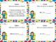 5.NBT.B.7 Math Task Cards Multiplication and Division Decimals