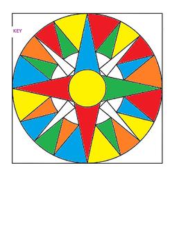 5.NBT Coloring Review Sheet