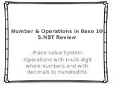 5.NBT Review