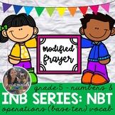 5.NBT Vocabulary (Interactive Notebook Series)