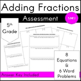 5.NF.1 Adding Fractions with Unlike Denominators
