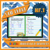 5.NF.1 Interactive Notebook: Adding and Subtracting Fractions ⭐ Digital