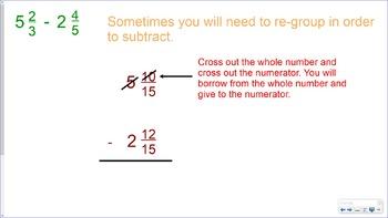 5.NF.1 SMART Board Lessons [108 Slides, ~1 week of instruction]