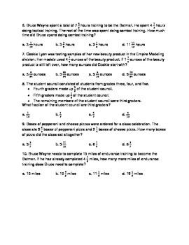 5.NF.2 Assessment