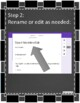 Line Plots 5.NF.2 Self Grading Assessment Google Forms