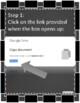 5.NF.6 Multiplying Fractions Self Grading Assessment Google Forms
