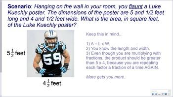 5.NF.6 SMART Board Lessons [114 Slides, ~1 week of instruction]