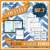 5.NF.7 Bundle ⭐ Dividing with Unit Fractions