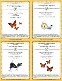 5 NGRE Tracking Animal Migrators - Complete Set, 1-4