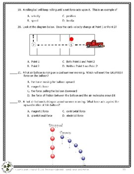5 NGRE Using Force and Motion - Complete Set, 1-4