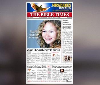 5 Newspaper Style Templates Bundle