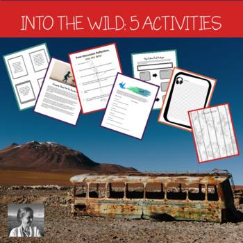 Krakauer's Into the Wild: 5 No-Prep Unit Activities