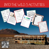 Krakauer's Into the Wild: 5 No-Prep Unit Activities