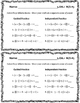 5.OA.1 (Order of Operations) Worksheets